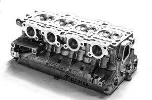 Доработанная ГБЦ 21126 16 кл СПОРТ с клапанами AUDI