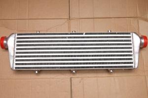 Интеркулер универсальный 450x230x65 (63mm вход/выход)