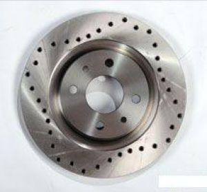 Передние тормозные диски Alnas Sport-2 ВАЗ 2110