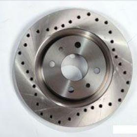 Передние тормозные диски Alnas Sport-3 ВАЗ 2112