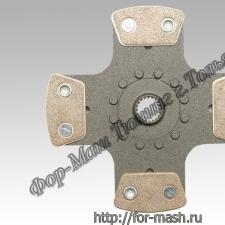 Диск сцепления MIDA Металло/керамика 2110