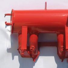 Впускной ресивер ФОР-МАШ 21083 8-кл с дудками для V1.5 V1.6 V1.7 V1.8
