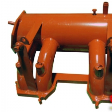 Впускной ресивер ФОР-МАШ 21213 8-кл с дудками
