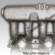 Впускной ресивер ФОР-МАШ 128 ( аллюминиевый ) 16 кл