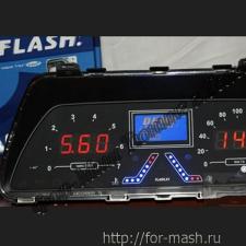 """Комбинация приборов «FLASH X Lite» (без """"Автосвета"""") ВАЗ 2110-2115"""