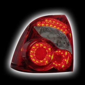 Фонари задние LADA PRIORA, Infinity-Style, светодиодные, тонированный/хромRS-05184